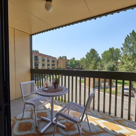 Scenic View | Luxury Apartments In Denver Colorado | Dayton Crossing