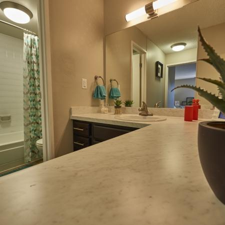 Spacious Bathroom | Apartment For Rent In Denver CO | Dayton Crossing