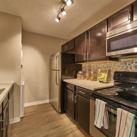 Gourmet Kitchen | Luxury Apartments in Denver Colorado | Dayton Crossing