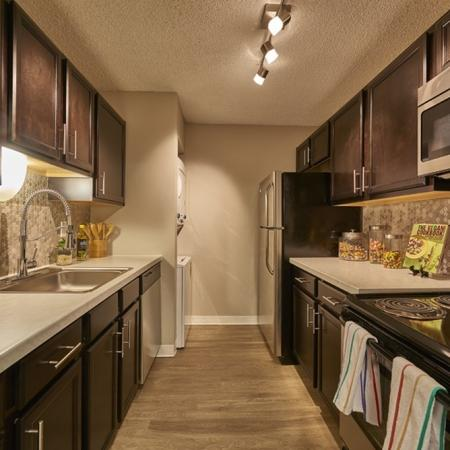 State-of-the-Art Kitchen | Luxury Apartments Denver Colorado | Dayton Crossing