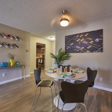 Plank Flooring | Luxury Apartments in Denver Colorado | Dayton Crossing