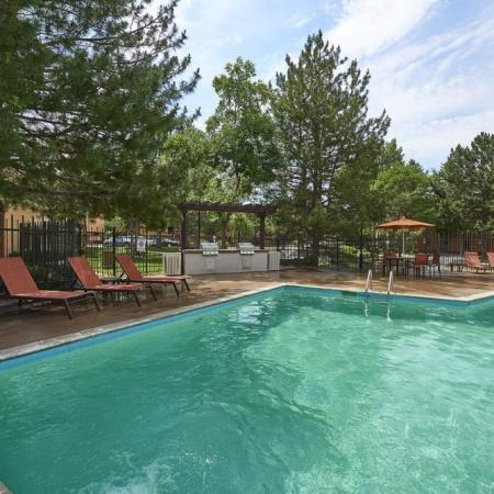 Swimming Pool | Apartments in Denver Colorado | Dayton Crossing