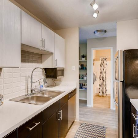 State-of-the-Art Kitchen | Lakewood Rentals | Lakeview Towers At Belmar