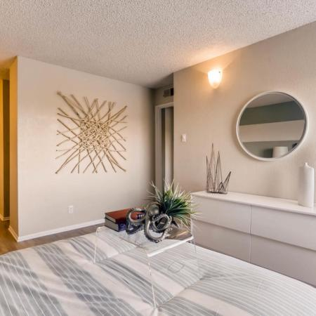 Elegant Bedroom | Apartment In Lakewood | Lakeview Towers At Belmar