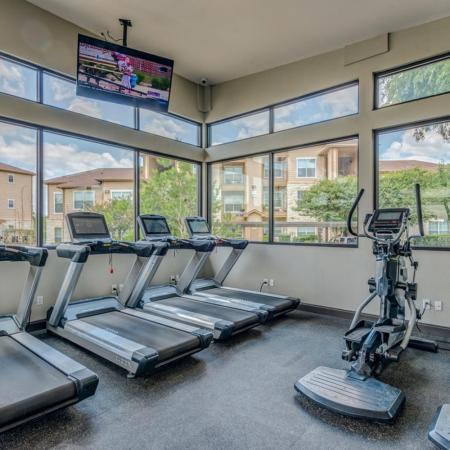 Cutting Edge Fitness Center | Apartments Homes for rent in San Antonio, TX | Laurel Canyon Apartments
