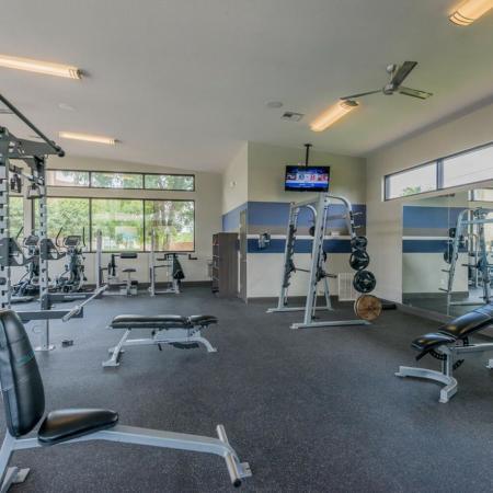 Community Fitness Center | Apartment in San Antonio, TX | Laurel Canyon Apartments