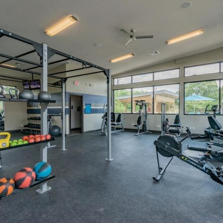State-of-the-Art Fitness Center | Apartment Homes in San Antonio, TX | Laurel Canyon Apartments