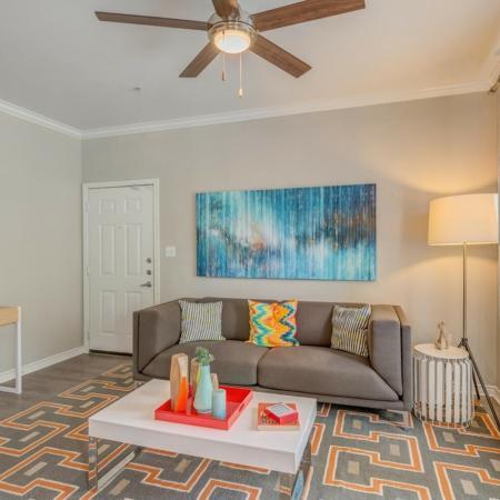 Spacious Living Room | Apartments in San Antonio, TX | Laurel Canyon Apartments