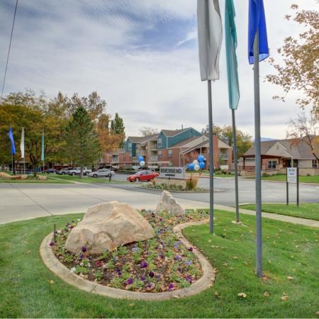 Salt Lake City Apartment Community | Riverbend
