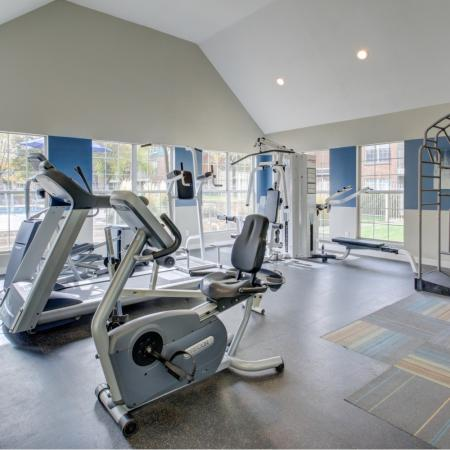 Fitness Center at Riverbend