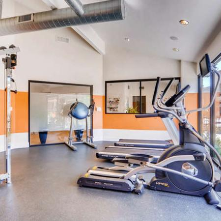 Community Fitness Center | Apartment in Phoenix, AZ | Rockledge Fairways Apartments