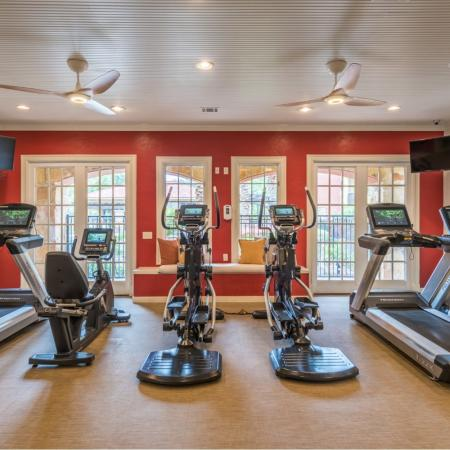Fitness Center at San Miguel
