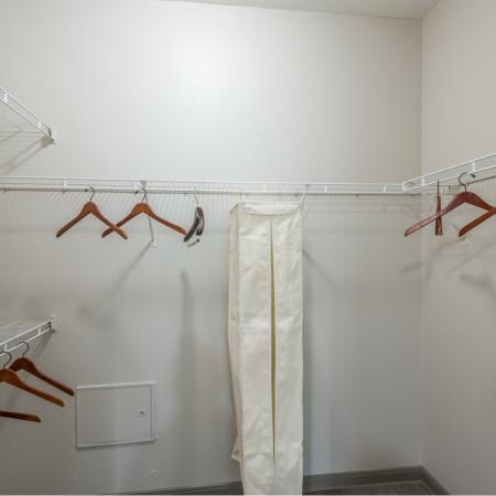 San Miguel Closet