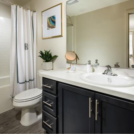 Spacious Bathroom | Apartment Homes In Temecula | Solaire