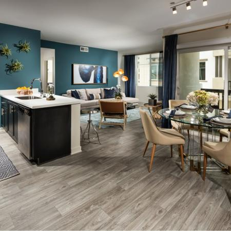 Spacious Dining Room | Apartments in Temecula | Solaire