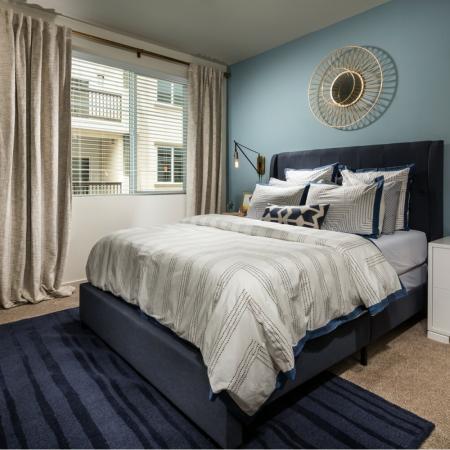 Spacious Bedroom | Temecula California Apartments | Solaire
