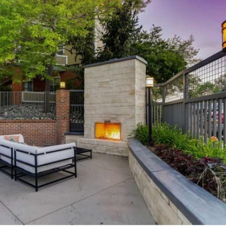 Resident Fire Pit | Apartments Homes for rent in Westminster, CO | Village Creek Apartments