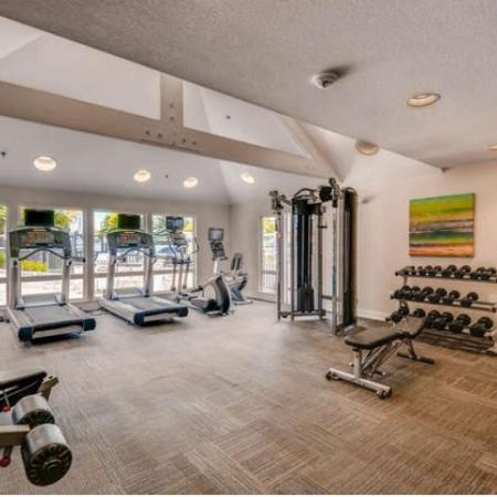 State-of-the-Art Fitness Center | Apartment Homes in Westminster, CO | Village Creek Apartments