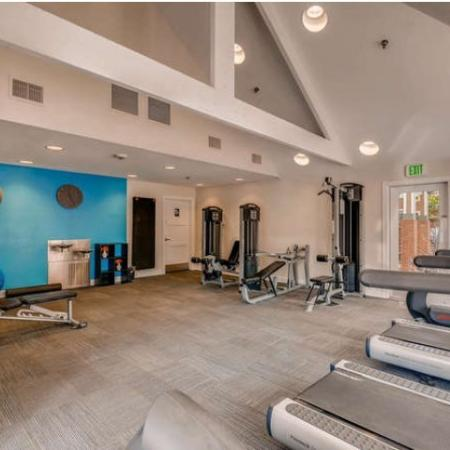 Cutting Edge Fitness Center | Apartments Homes for rent in Westminster, CO | Village Creek Apartments