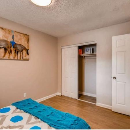 Luxurious Bedroom | Apartments in Westminster, CO | Village Creek Apartments