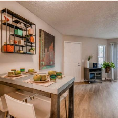 Spacious Dining Room | Apartment in Westminster, CO | Village Creek Apartments