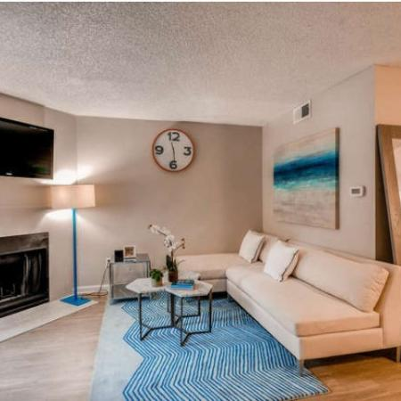 Spacious Living Room | Apartments in Westminster, CO | Village Creek Apartments