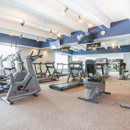 State-of-the-Art Fitness Center | Apartment Homes in Denver, CO | Woodstream Village Apartments