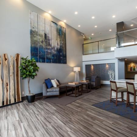 Elegant Community Club House | Denver CO Apartments | Woodstream Village Apartments