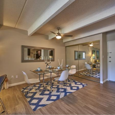 Luxurious Dining Room | Denver CO Apartments | Woodstream Village Apartments