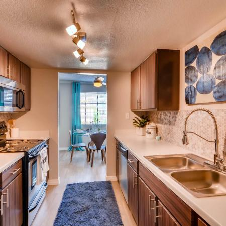State-of-the-Art Kitchen | Scottsdale AZ Apartment Homes | Chazal Scottsdale