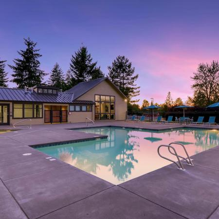 Swimming Pool | Apartment Homes in Tualatin, OR | Rivercrest Meadows Apartments