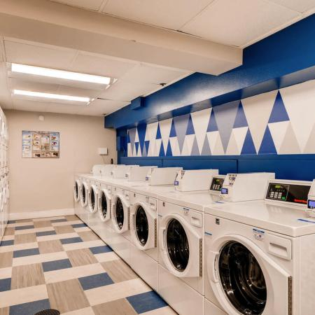 Laundry Room | Apartment Homes In Portland | Park Plaza