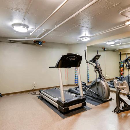 State-of-the-Art Fitness Center | Portland Oregon Apartments for Rent | Park Plaza