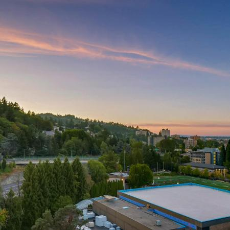 Beautiful City View | Apartment Homes In Portland | Park Plaza