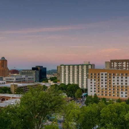 Gorgeous City View   Apartment Homes In Portland   Park Plaza