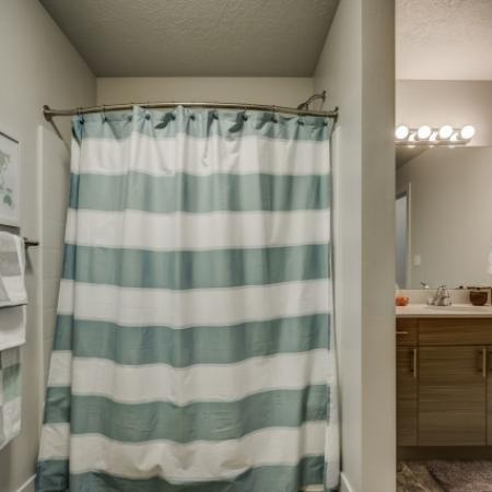 Elegant Bathroom | Apartments In West Jordan | Novi at Jordan Valley Station