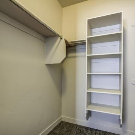Vast Closet | Apartments West Jordan | Novi at Jordan Valley Station