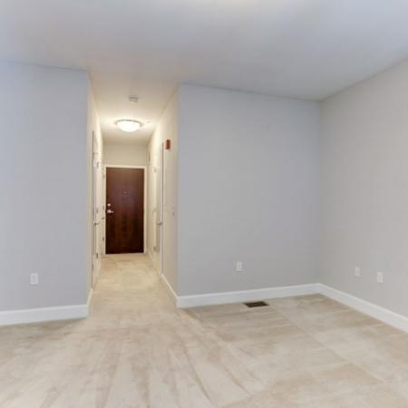 Elegant Living Area | Luxury Apartments In Bethesda | Upstairs at Bethesda Row