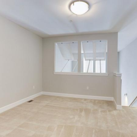 Luxurious Living Area | Luxury Apartments In Bethesda Maryland | Upstairs at Bethesda Row