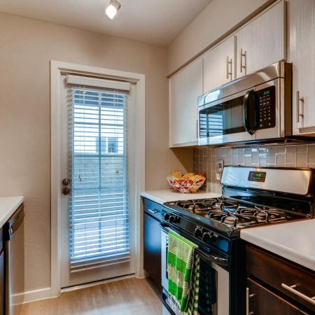State-of-the-Art Kitchen | Scottsdale Apartments | The Cortesian Apartments