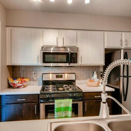 Elegant Kitchen | Scottsdale AZ Apartment | The Cortesian Apartments