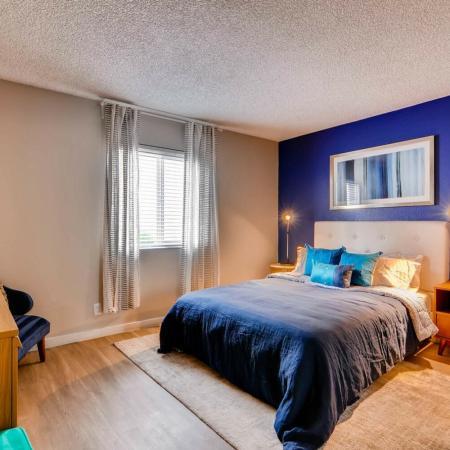 Spacious Bedroom | Scottsdale Apartments | The Cortesian Apartments