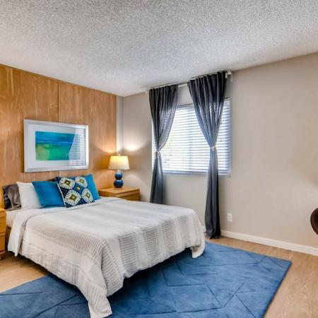 Elegant Bedroom | Scottsdale Apartment | The Cortesian Apartments