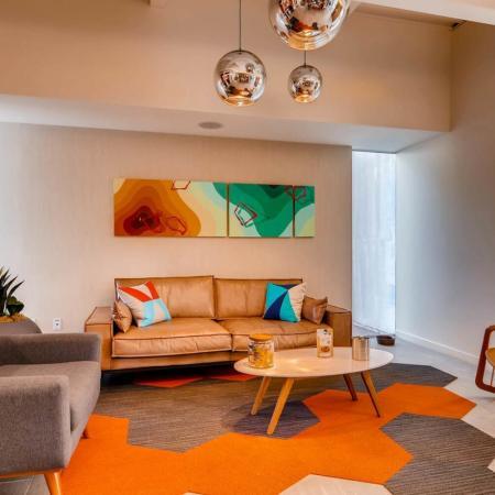 Spacious Resident Club House | Scottsdale AZ Apartment | The Cortesian Apartments