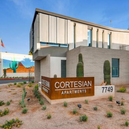 Apartment In Scottsdale | The Cortesian Apartments