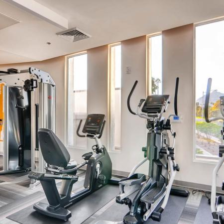 State-of-the-Art Fitness Center | Apartment Scottsdale | The Cortesian Apartments