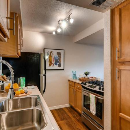 Kitchen at Scottsdale Gateway II