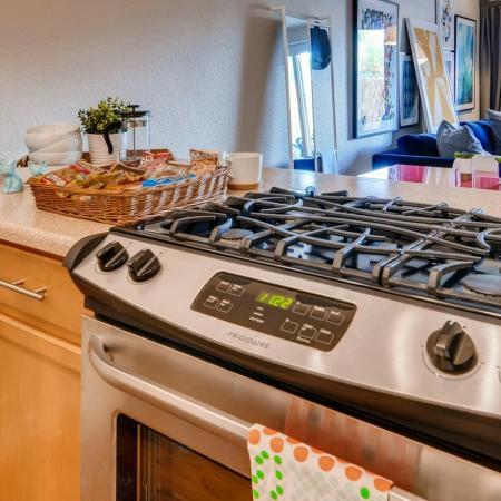 Modern Kitchen at Scottsdale Gateway II