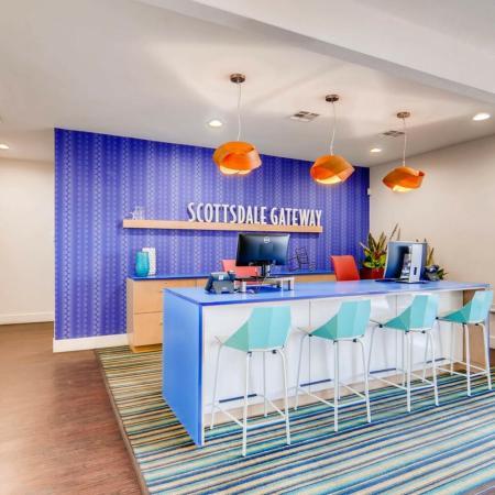 Scottsdale Gateway II Clubhouse