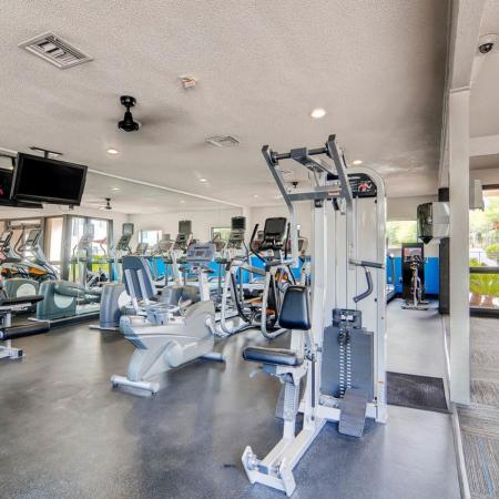 Luxury Fitness Center at Scottsdale Gateway II